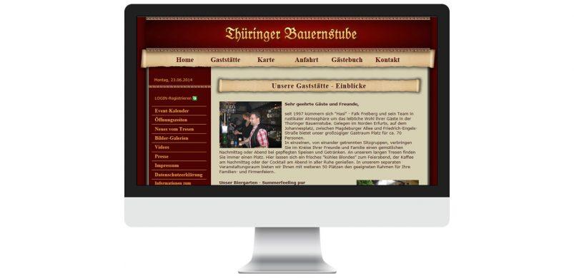 Thüringer Bauernstube Erfurt
