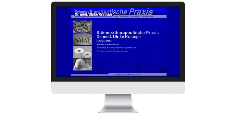 Schmerztherapie Krauspe
