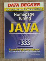 internetFunke Buch - Homepage Tuning Java