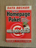 internetFunke Buch - Das große Homepage- Paket