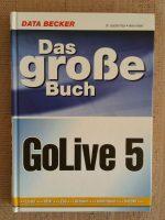 internetFunke Buch - Das Große Buch GoLive 5