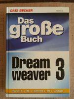 internetFunke Buch - Das große Buch Dreamweaver 3
