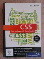internetFunke Buch - CSS: Das umfassende Handbuch. Aktuell zu CSS3 und HTML5