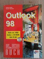 internetFunke Buch - Outlook 98