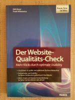 internetFunke Buch - Der Website-Qualitätscheck