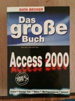 internetFunke Buch - Das große Buch Access 2000