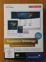 internetFunke Buch - Responsive Webdesign - Das umfassende Praxis-Training