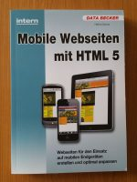 internetFunke Buch - Mobile Webseiten mit HTML 5