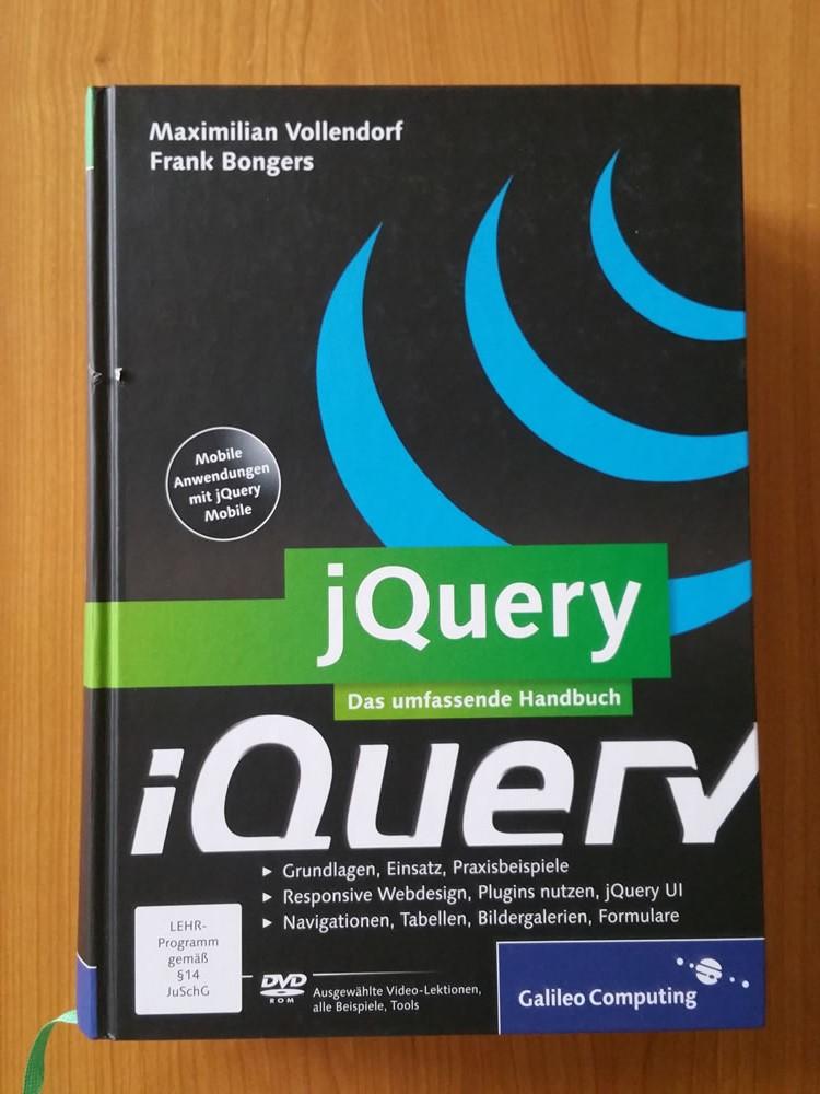 jquery das praxisbuch - Jquery Beispiele