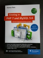 internetFunke Buch - Einstieg in PHP 7 und MySQL 5.6