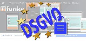 DSGVO und Fanpages